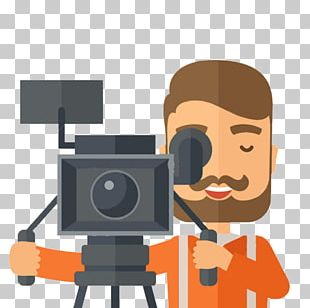 Camera Operator Photography Videography PNG