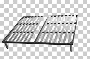 Bed Frame Iron Skeleton PNG