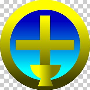 Chalice Eucharist Christian Cross Symbol PNG