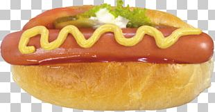 Hot Dog Hamburger Fast Food Breakfast Sandwich Cheeseburger PNG