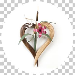 Flower Wood Paper Heart Scroll Saws PNG
