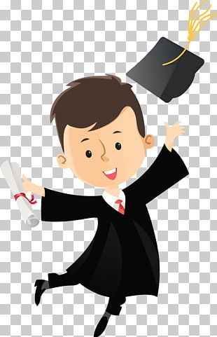 Graduation Ceremony Cartoon Diploma Drawing PNG