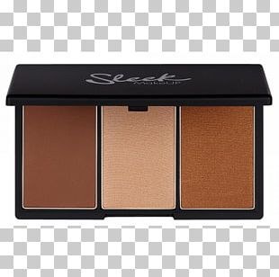 Rouge Cosmetics Face Powder Contouring Eye Shadow PNG