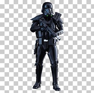 Death Troopers Stormtrooper Blaster Star Wars Action & Toy Figures PNG