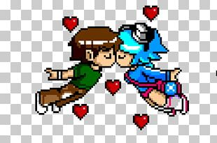 Ramona Flowers Scott Pilgrim Vs. The World: The Game Pixel Art Drawing PNG