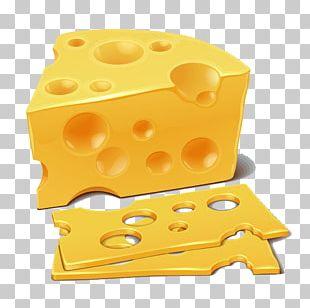 Milk Cheese Sandwich PNG