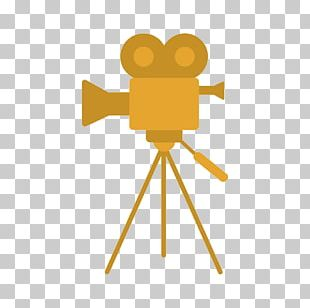 Movie Camera Film Movie Projector PNG