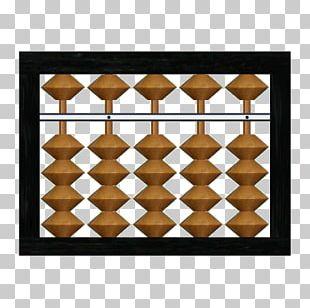 Abacus Number Soroban Anzan Mathematics PNG
