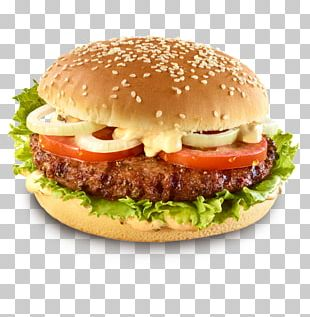 Cheeseburger Hamburger Fast Food Chicken Sandwich French Fries PNG
