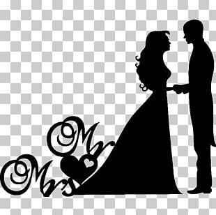 Wedding Invitation Bridegroom Wedding Cake Topper PNG