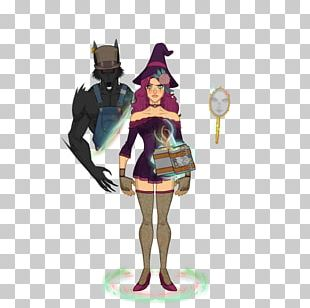 Costume Design Cartoon Figurine Character PNG