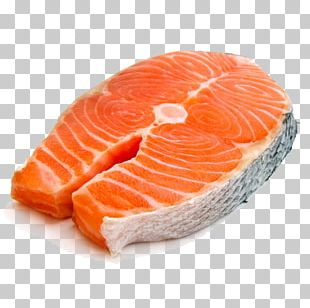 Pink Salmon Smoked Salmon Fish Steak PNG