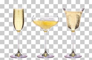 Champagne Glass Wine Drink Stock Photography PNG