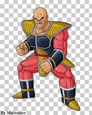 Nappa Vegeta Goku Captain Ginyu Gohan PNG