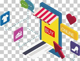 Online Shopping Euclidean Icon PNG