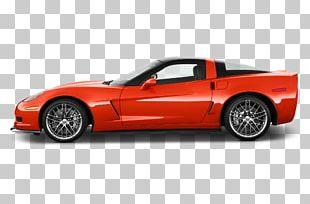 2017 Chevrolet Corvette Sports Car Corvette Stingray General Motors PNG