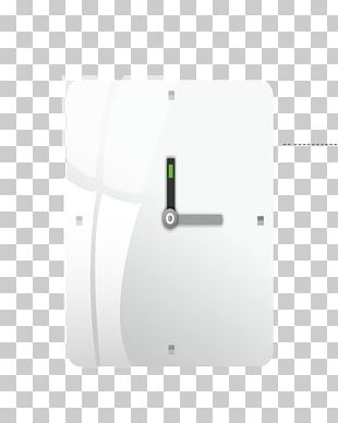 Clock Watch White PNG