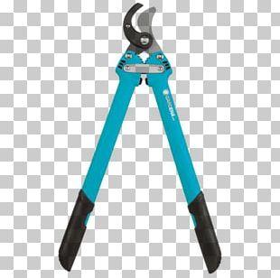 Diagonal Pliers Loppers Gardena AG Pruning Shears Scissors PNG