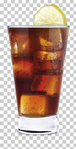 Rum And Coke Long Island Iced Tea Black Russian Dark 'N' Stormy Spritz PNG