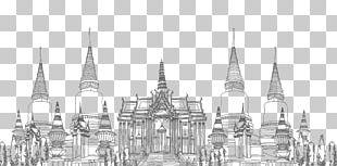 Thailand Architecture Building PNG