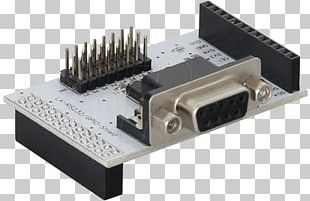Electrical Connector RS-232 Raspberry Pi Electronics Serial Port PNG