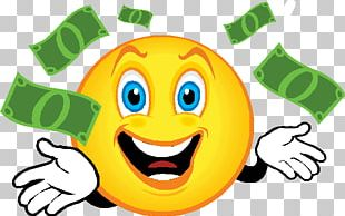 Money Smiley PNG