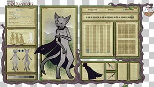 Cat Fiction Cartoon Character PNG