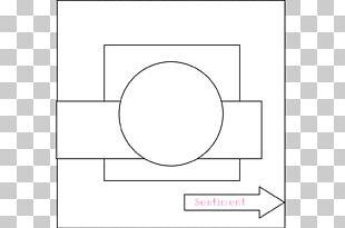 Paper Drawing Circle White PNG