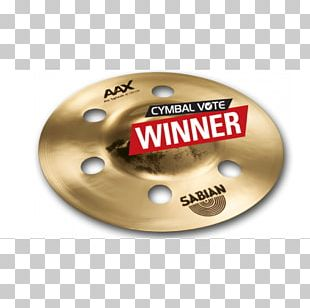 Splash Cymbal Istanbul Cymbals Sabian HHX PNG