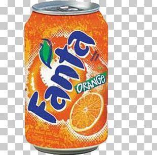 Fizzy Drinks Coca-Cola Fanta Sprite Grapefruit PNG