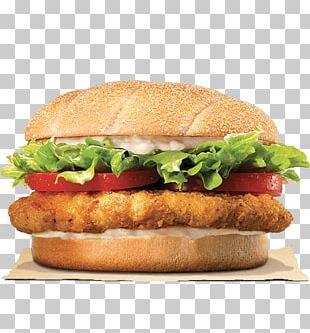 TenderCrisp Chicken Sandwich Crispy Fried Chicken Hamburger PNG
