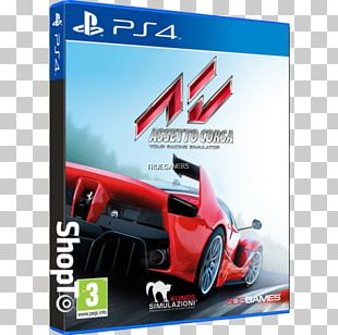 Assetto Corsa Project CARS 2 PlayStation 4 Racing Video Game Video Games PNG