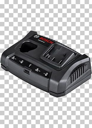 Battery Charger Robert Bosch GmbH Electric Battery Lithium-ion Battery Volt PNG
