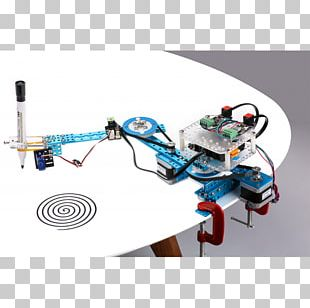 Robotics Engraving Makeblock Robot Kit PNG
