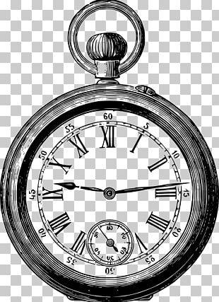 Digital Clock Pocket Watch Lighthouse Clock Mantel Clock PNG