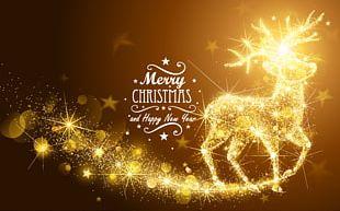 Santa Claus Christmas Card Illustration PNG