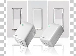 Electronics Z-Wave Leviton Electrical Switches Lighting Control System PNG