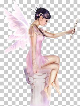 Fairy Pixie Elf Moon Sprite PNG