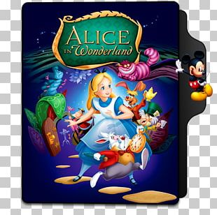 Alice's Adventures In Wonderland White Rabbit Film Poster The Walt Disney Company PNG