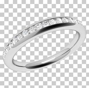 Wedding Ring Eternity Ring Diamond Brilliant PNG