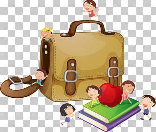 Bag Illustration PNG