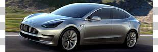 Tesla Model 3 Tesla Motors Tesla Model S Chevrolet Bolt PNG
