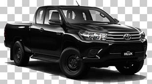 Toyota Hilux Car Pickup Truck Sport Utility Vehicle PNG