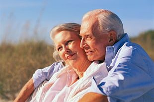 Old Age Aged Care Couple Assisted Living Home Care Service PNG