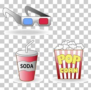 Popcorn Cinema Film Icon PNG