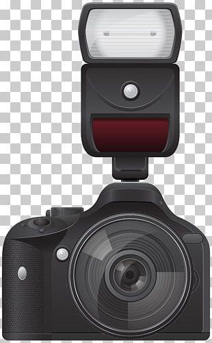 Camera Flashes Digital Cameras PNG