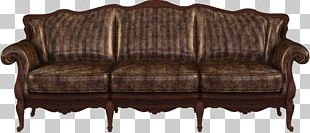 Couch Chair Furniture Living Room PNG