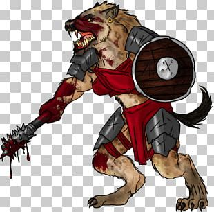 Gnoll Dungeons & Dragons Bugbear Role-playing Game Art PNG