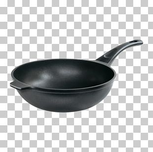 Frying Pan Non-stick Surface Cookware Stainless Steel PNG
