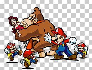 Mario Vs. Donkey Kong: Minis March Again! Mario Vs. Donkey Kong 2: March Of The Minis Mario Vs. Donkey Kong: Mini-Land Mayhem! PNG